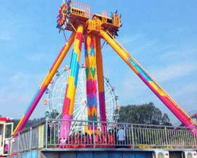 giant frisbee thrill rides for sale in Nigeria