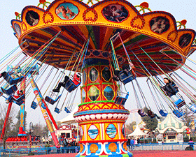 chair swing rides for sale in Beston - amusement park rides manufacturer