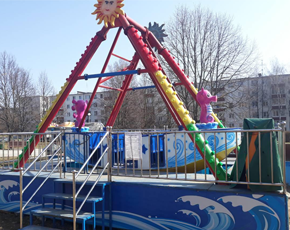 Amusement Park Equipment for Sale in Belarus