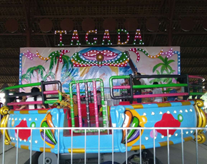Beston Amusement Park Equipment for Sale in Vietnam