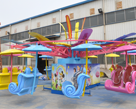 quality Paratrooper Ride for Sale manufactured in Beston Amusement
