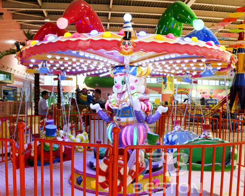buy mini flying chair rides for kids