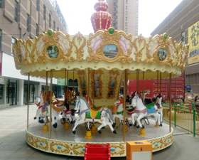 buy amusement park carousel rides for sale in Nigeria
