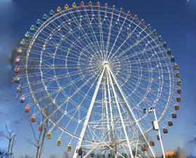 professional giant ferris wheel manufacturer in Nigeria