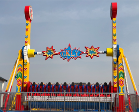 Top Spin fairground Ride for Sale in Nigeria