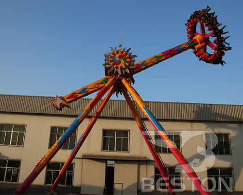 pendulum ride 360 supplier