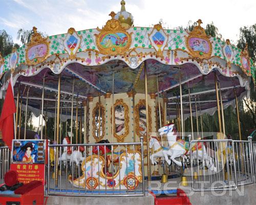 carousel manufacturer