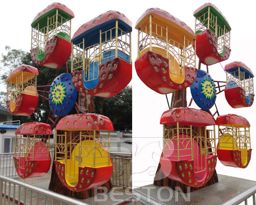 fairground ferris wheel for sale