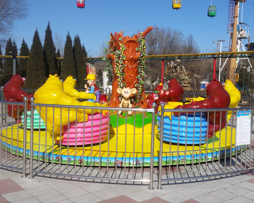 teacup carnival ride supplier