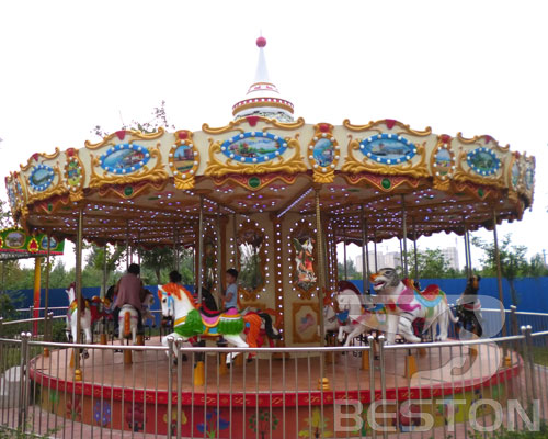 merry go round carousel for sale