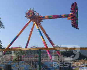 frisbee fair ride manufacturer