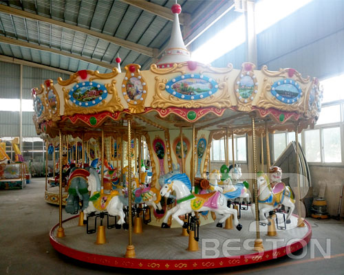carousel ride for sale