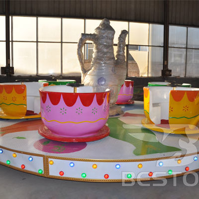 teacup amusement ride supplier