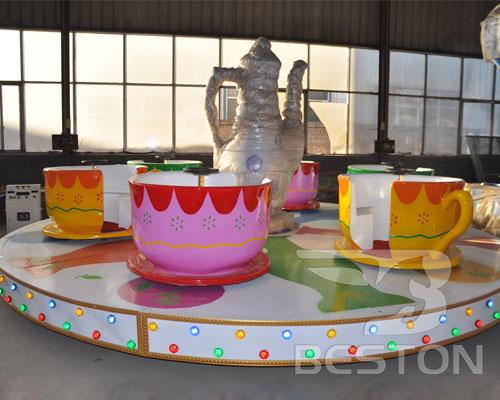teacup amusement ride supplier