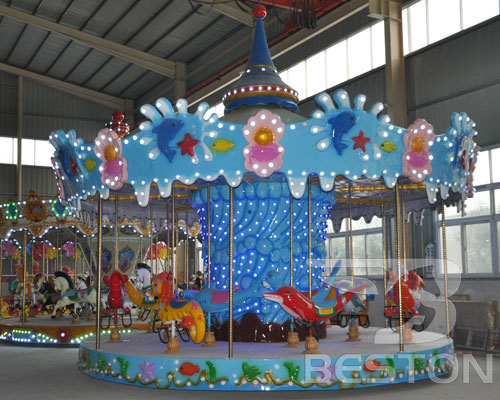 ocean kids carousel for sale