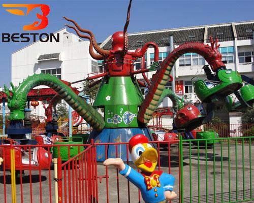 octopus amusement park rides for sale