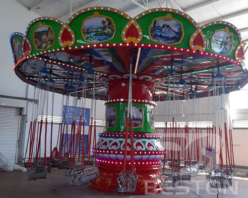 carnival swing rides for sale