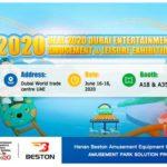 Beston Will Attend Dubai Entertainment Amusement & Leisure Exhibition