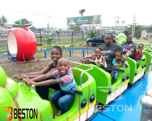small roller coasters for kids in Nigeria