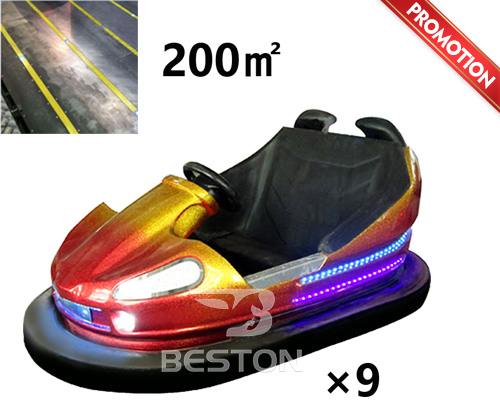 Bumper Cars for sale with lower prices