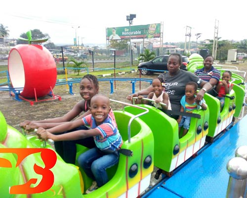 small roller coaster rides for kids