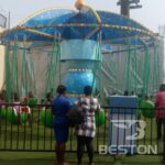 Congratulations: Nigerian Park Built by Beston Is Put into Operation