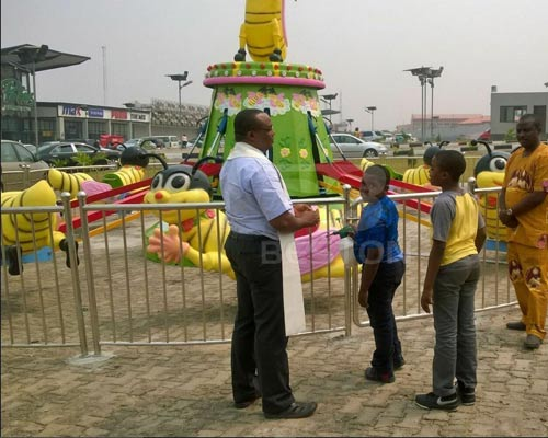 self control kiddie rides manufacturer