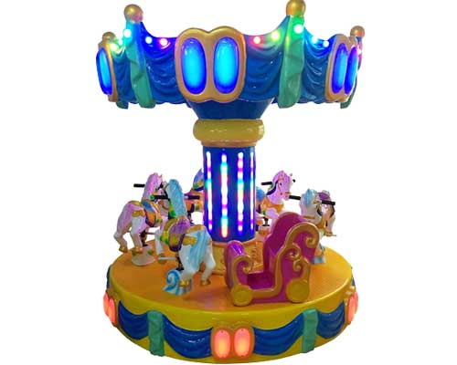 manufacture & supplier of mini carousels